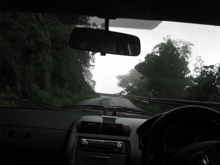 Drive through the Ghats