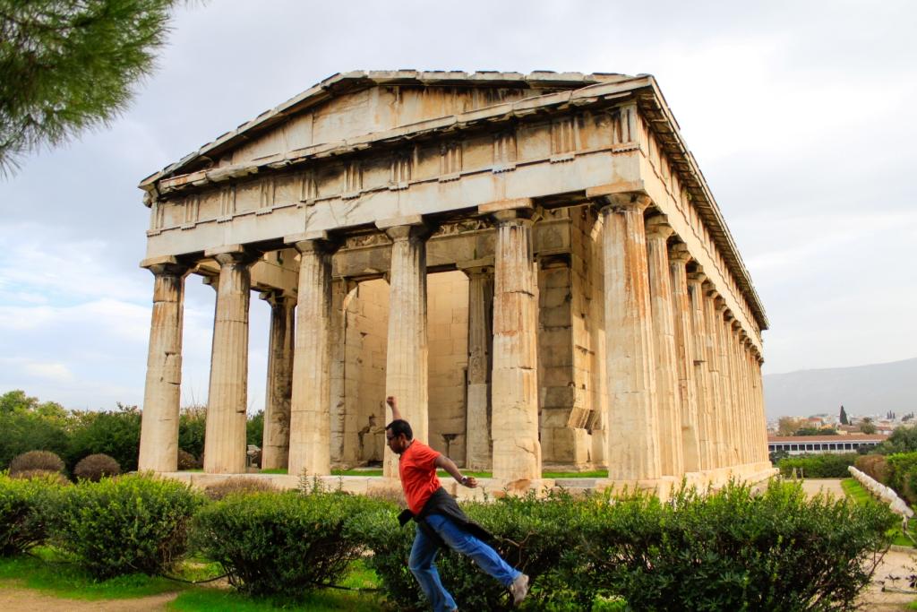 14. Acropolis Athens