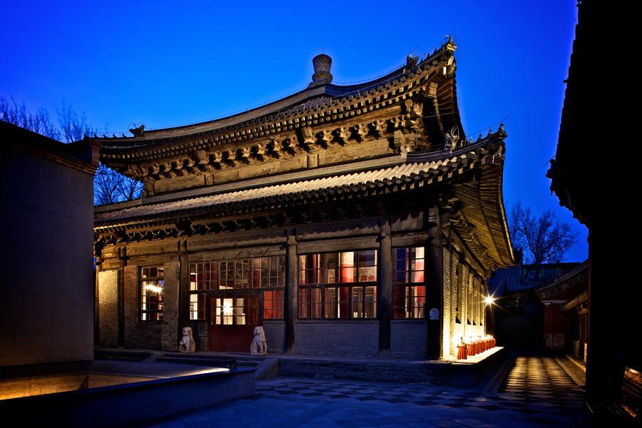 Temple Hotel Beijing