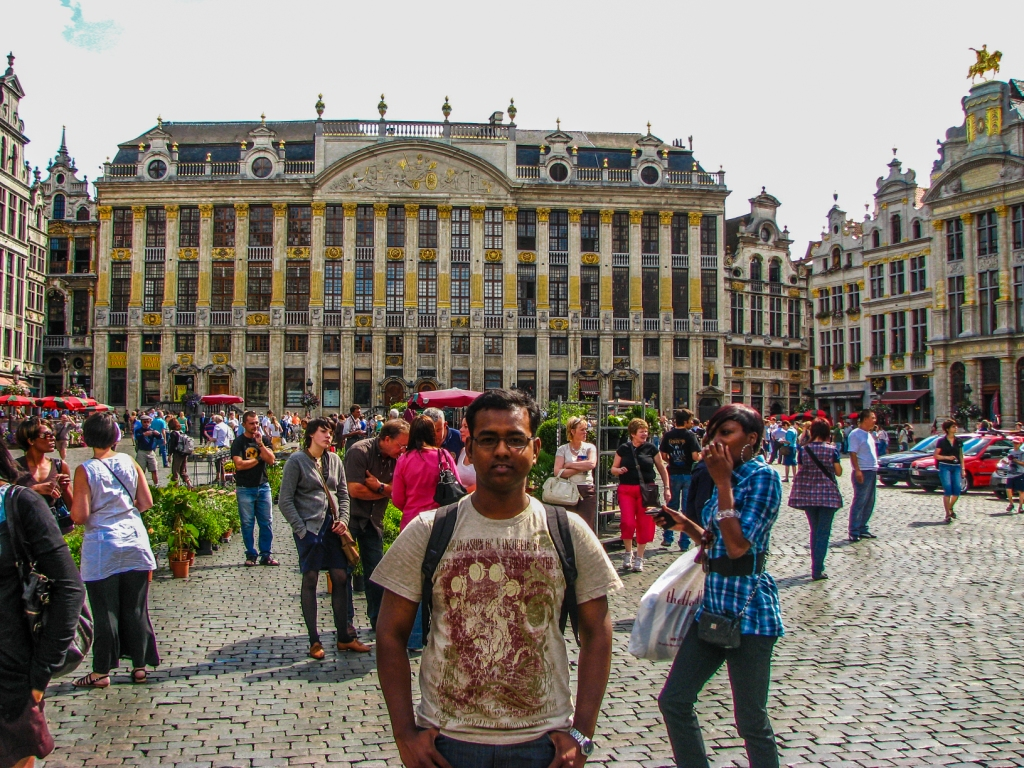 5. brussels grand palace