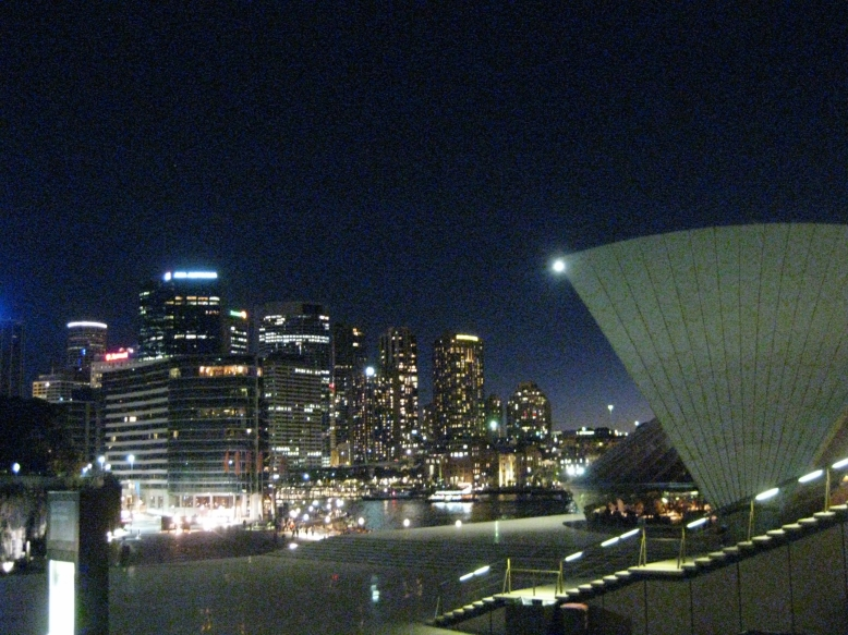 view frm syd opera