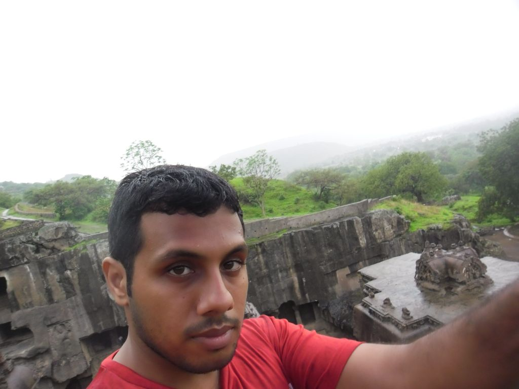 arun ellora kailash temple