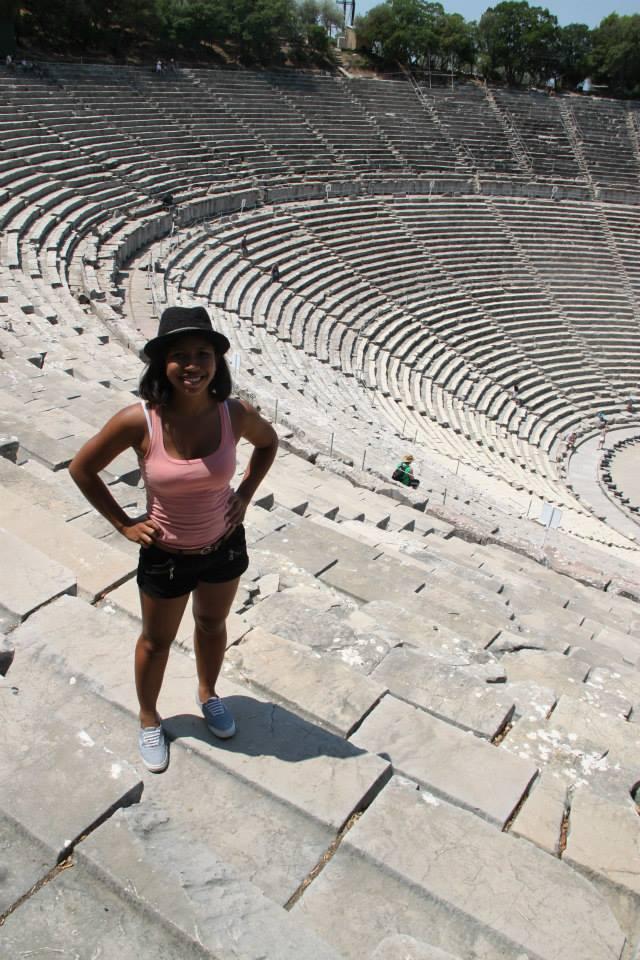 Naras Epidaurus Theater