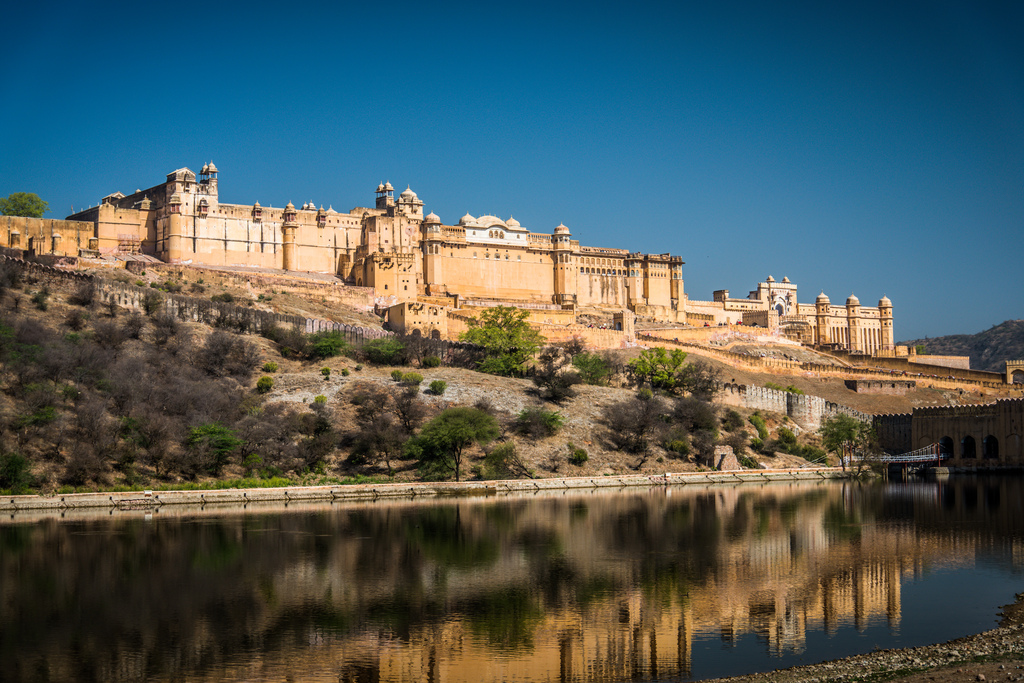 Hill Forts of Rajasthan - Amber fort