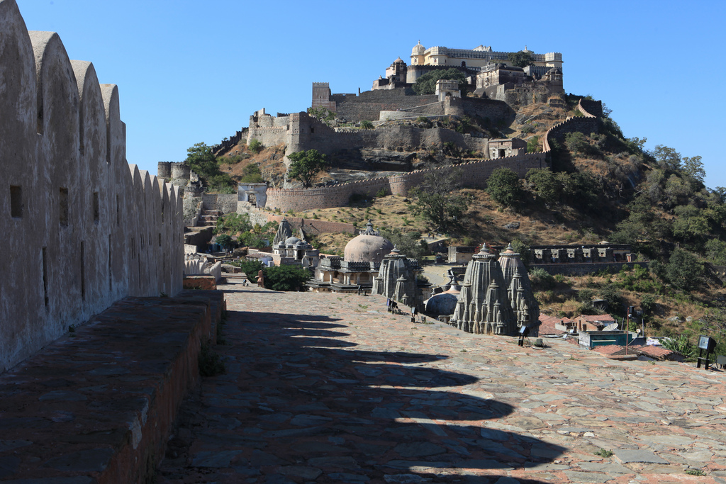 Kumbhalgarh Fort - Hill Forts of Rajasthan