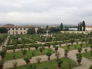 Medici Villas and Gardens in Tuscany