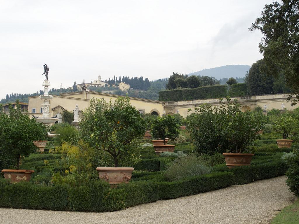 Medici Villas And Gardens In Tuscany Gounesco Go Unesco