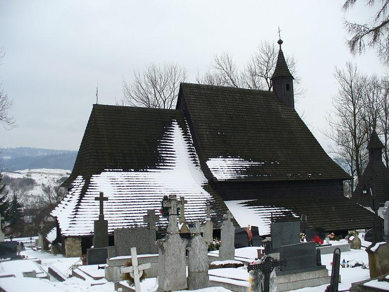 Wooden Tserkvas of the Carpathian Region in Poland and Ukraine