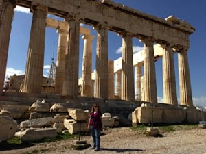 Greece – Acropolis and Parthenon