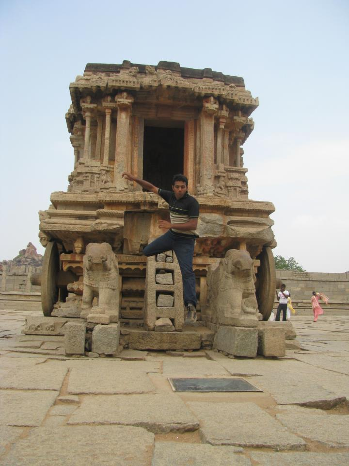 vitthala temple hampi arun