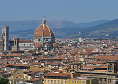 Renaissance city firenze