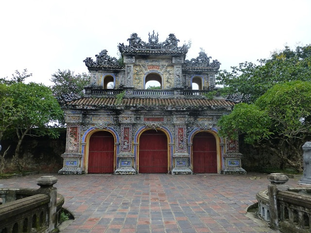 Hue monuments