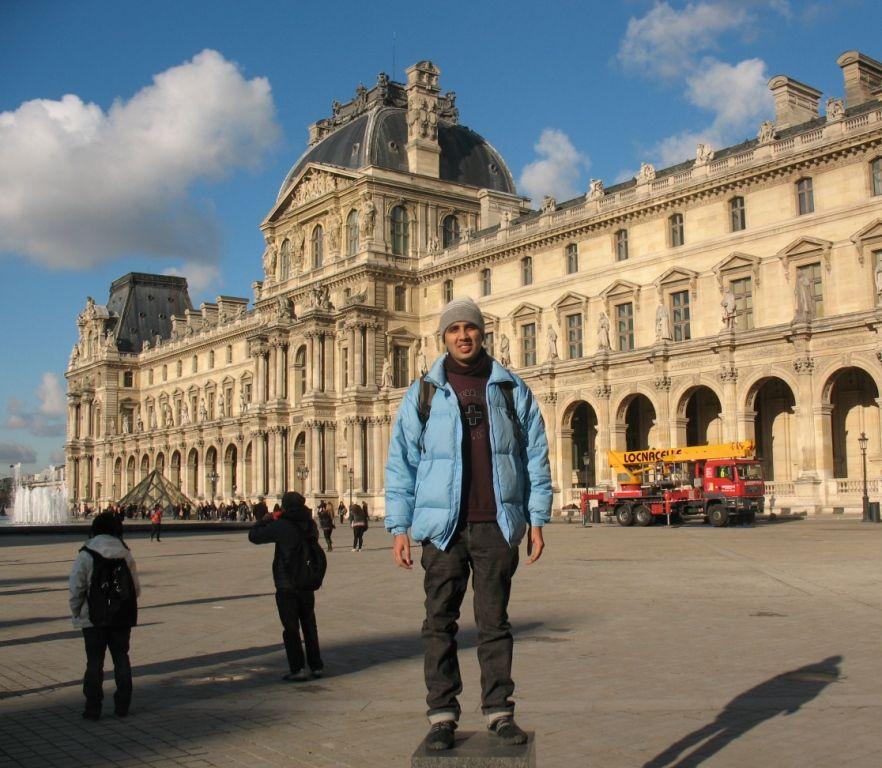 Paris Nishant Chawla