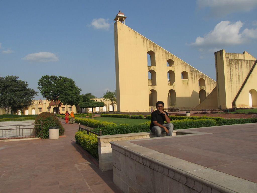 Jantar Mantar , Jaipur Hareesh haridasan