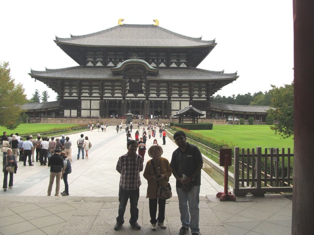 Todai - Ji Temple Nara