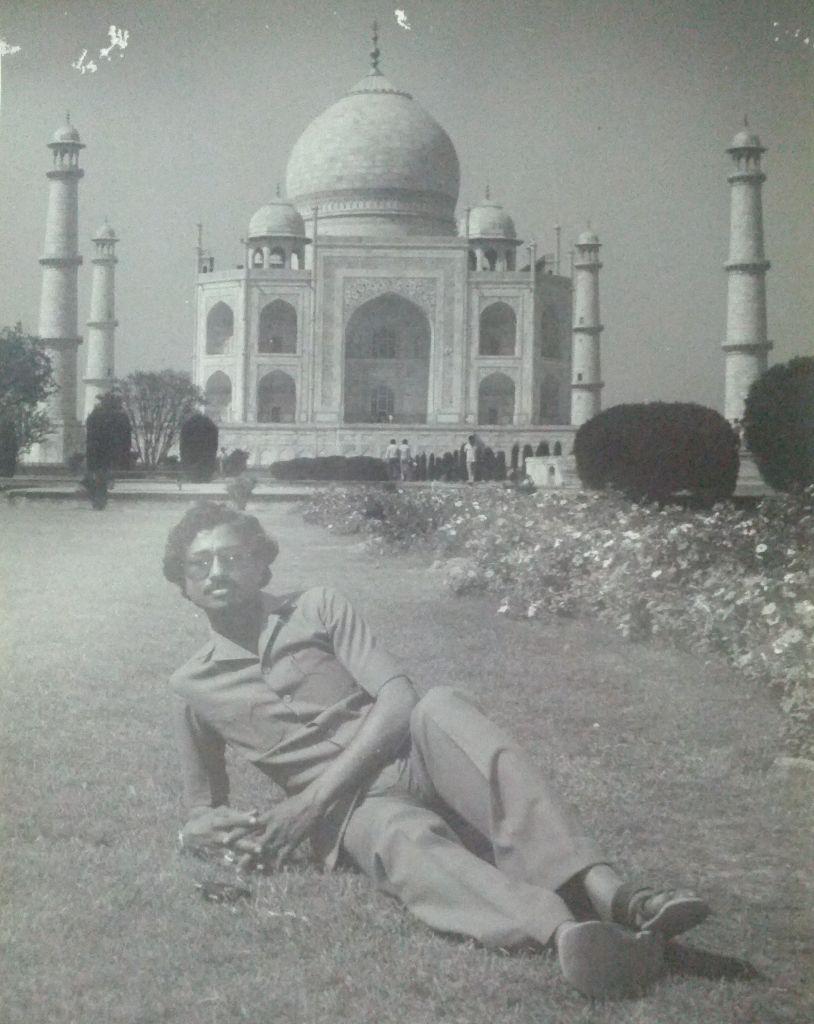 Taj Mahal Raghuveer kacham