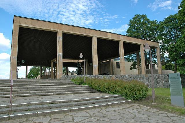 Skogskyrkogården (The Forest Cemetery)