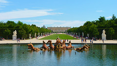 Touristy Palace, Enchanting Park versailles