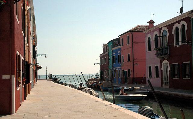 Burano, Venice Lagoon sophie