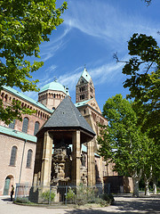 Holy Roman Empire Cathedral speyer
