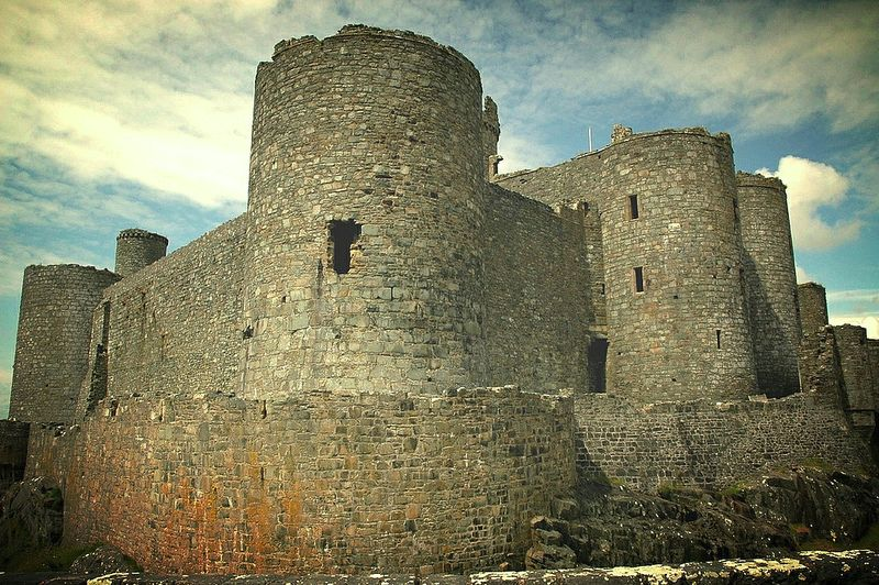harlech wales sophie