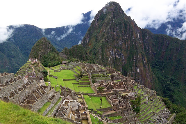 Machu Picchu Archaeological Site