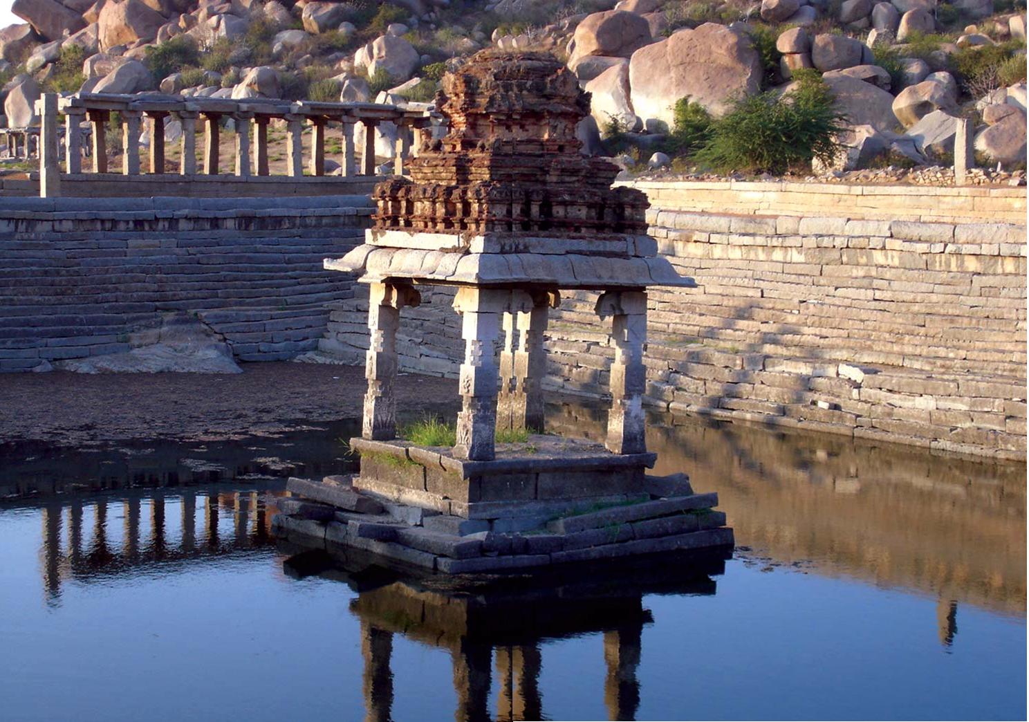 World Heritage Site of Hampi