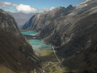 Huascaran National Park
