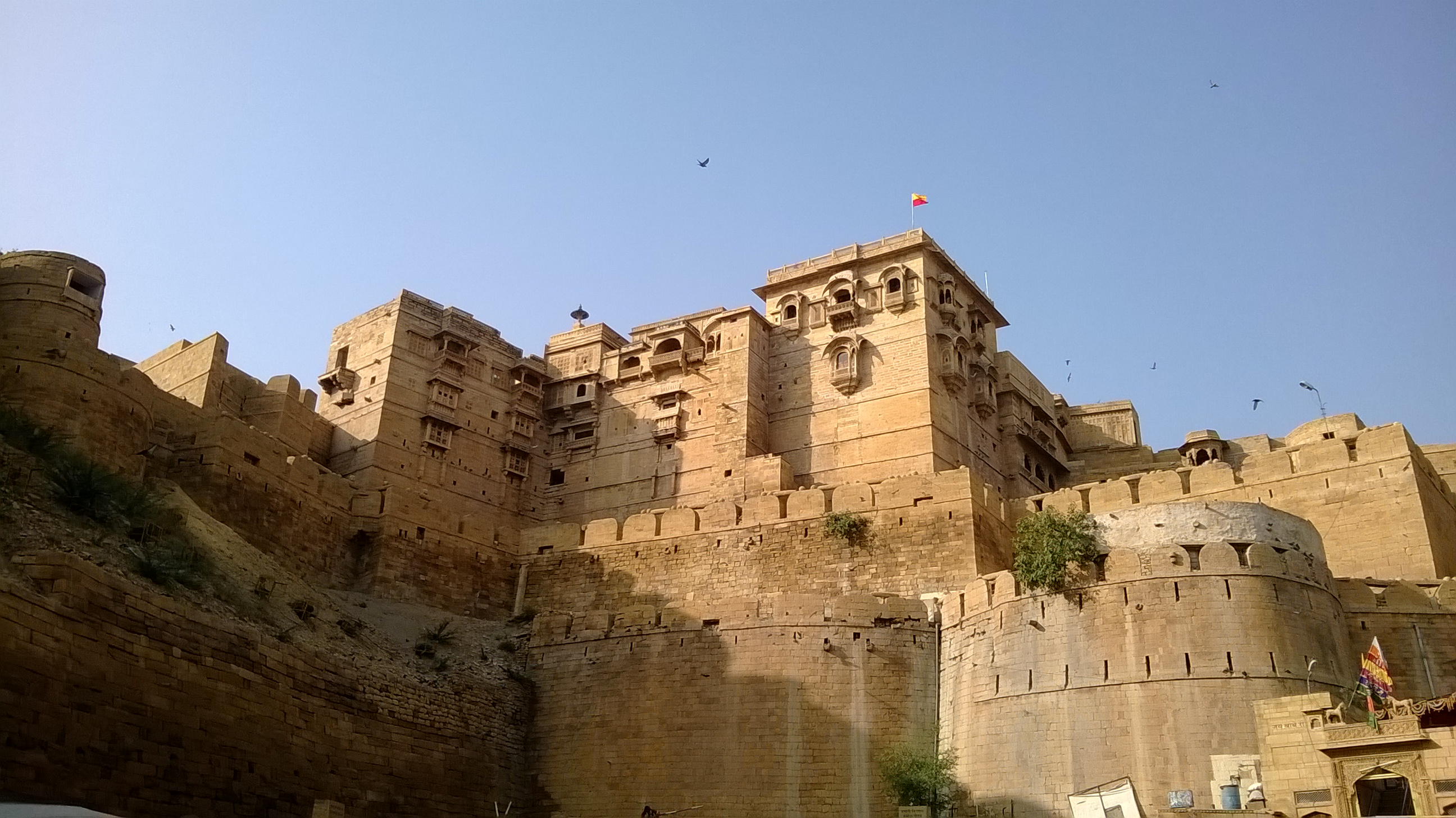 Rajasthan Hill Forts