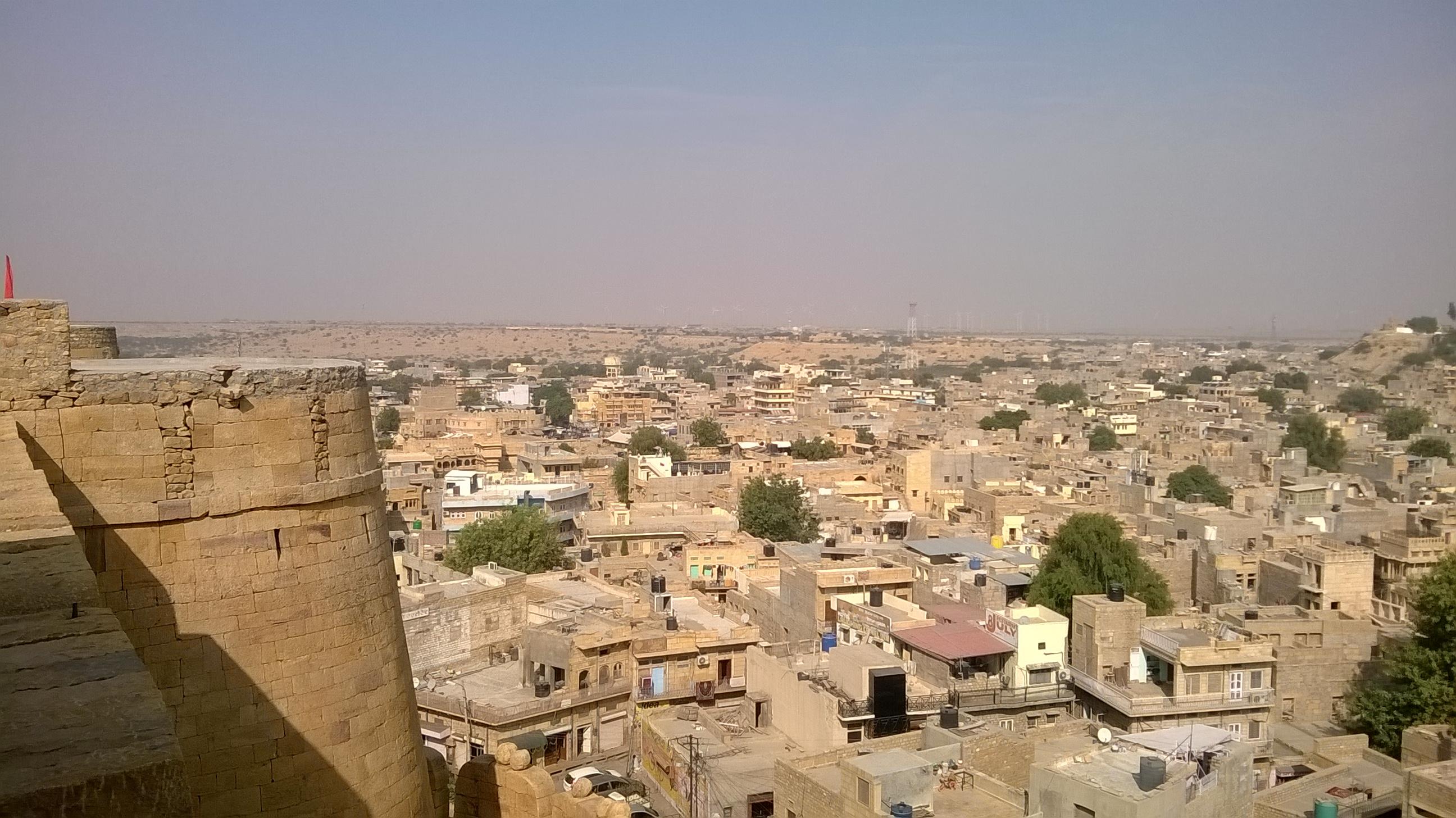 Rajasthan Hill Forts Jaisalmer