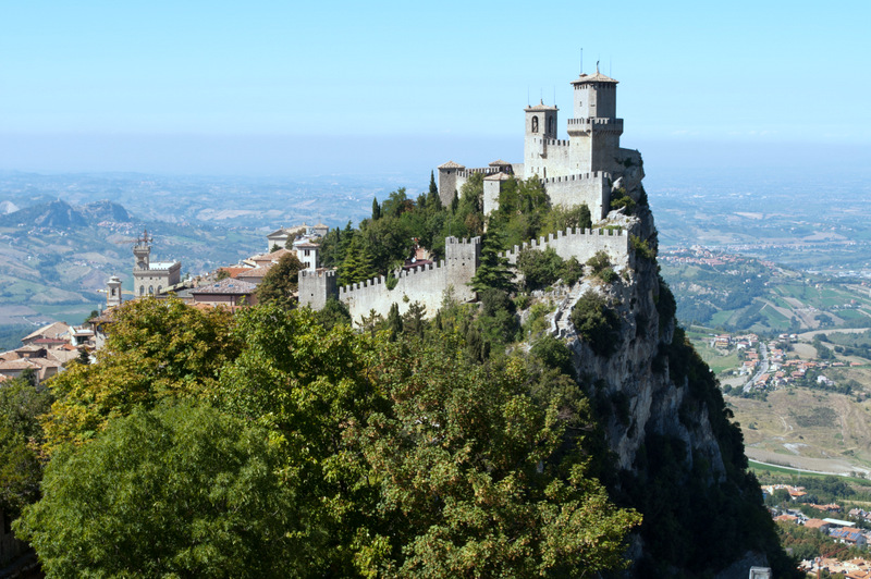 Guaita Tower, San Marino