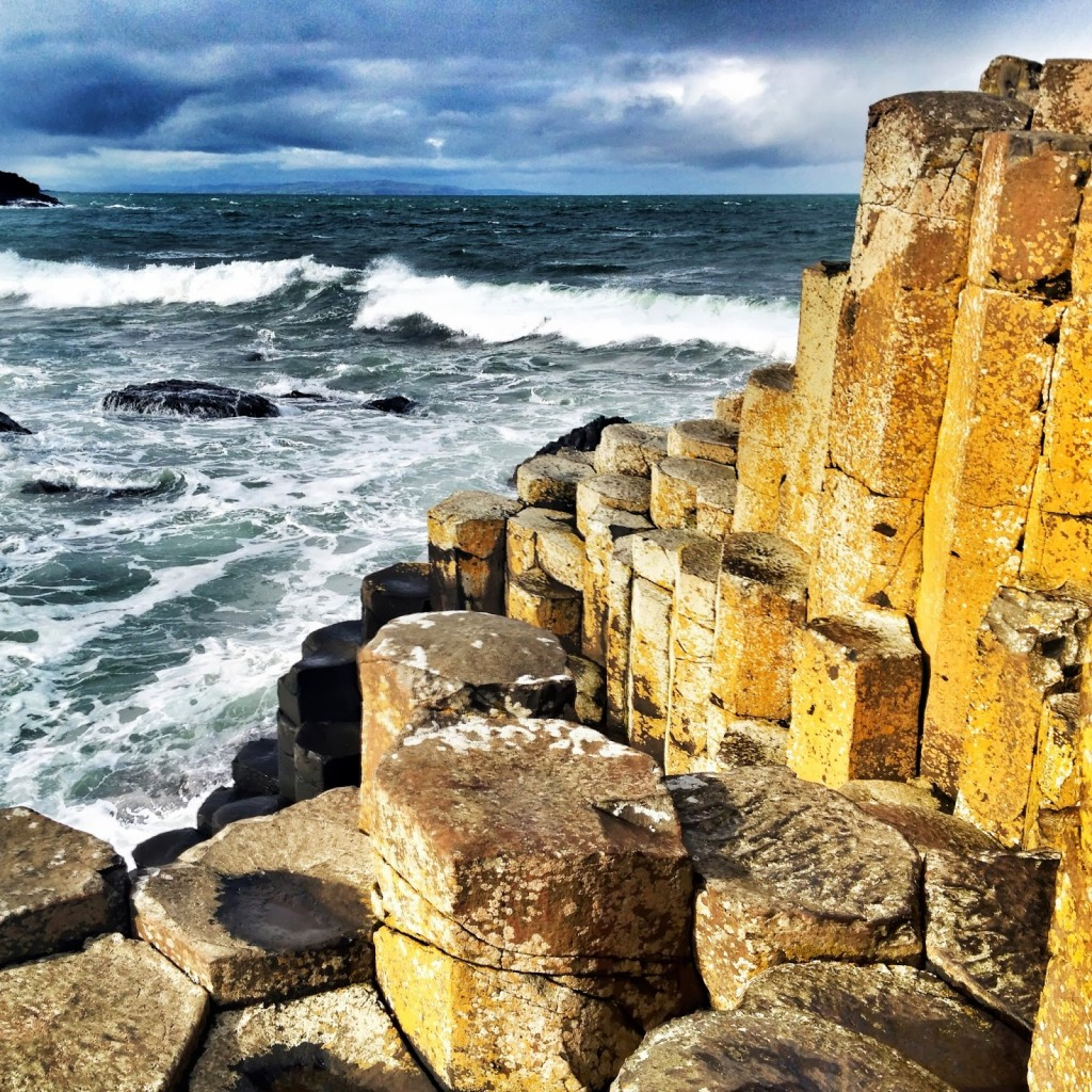 Giant's Causeway on Northern Ireland's Antrim Coast