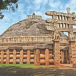 Great Stupa at Sanchi, Madhyapradesh