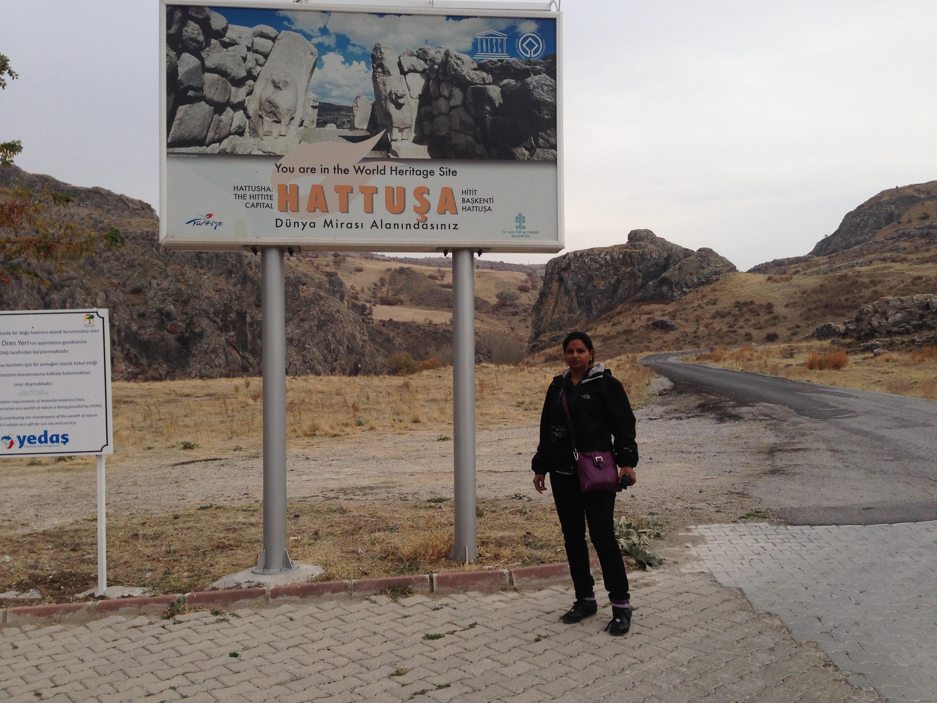 Hattusha
