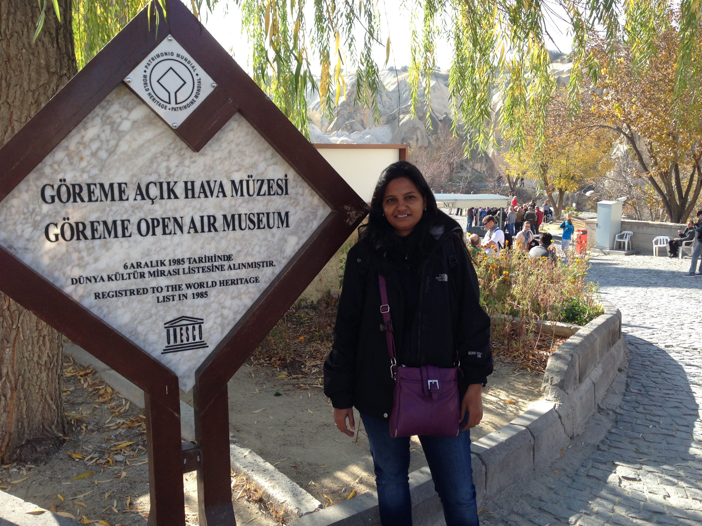 Goreme national park and Cappadocia