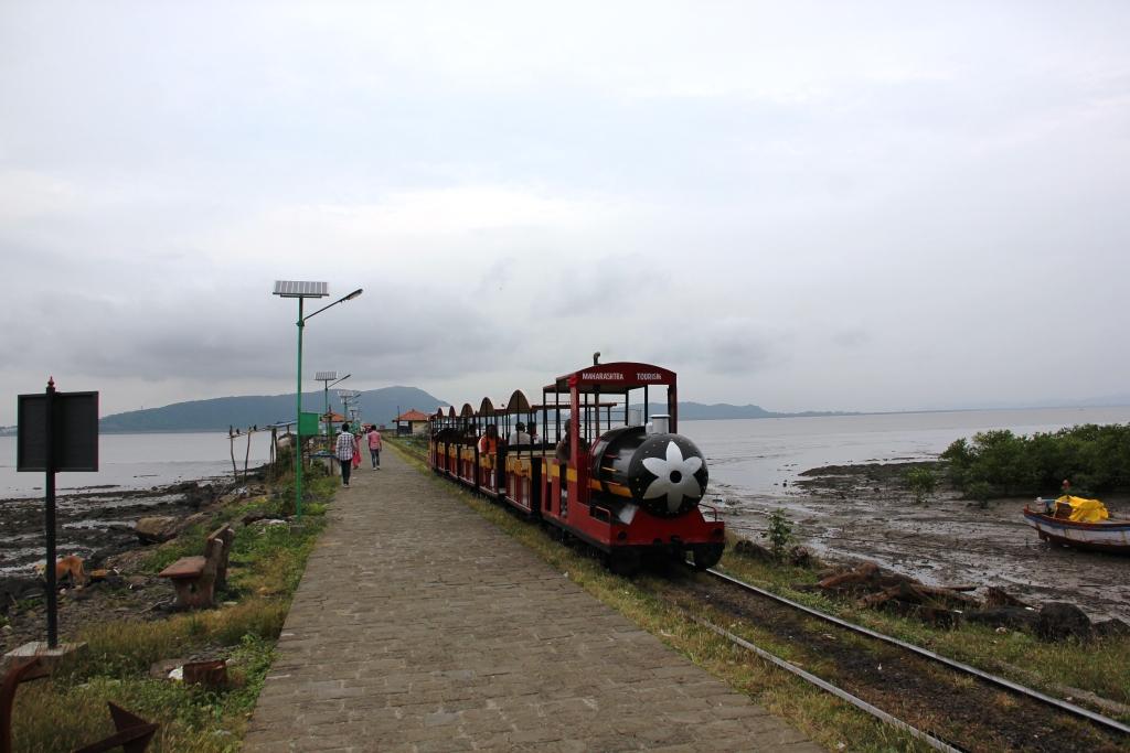 Toy Train at Elephanta