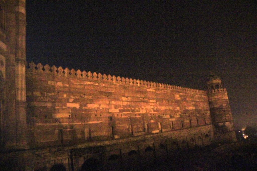 Fatehpur Sikri at Night