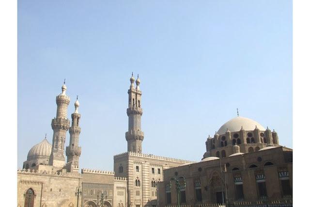 Al-Azhar in Islamic Cairo
