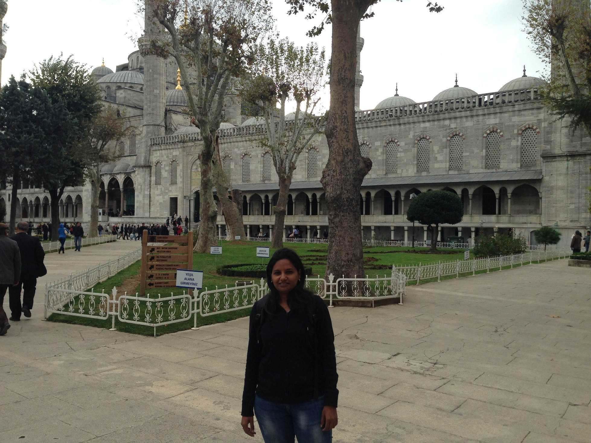 Historic Sites of Istanbul