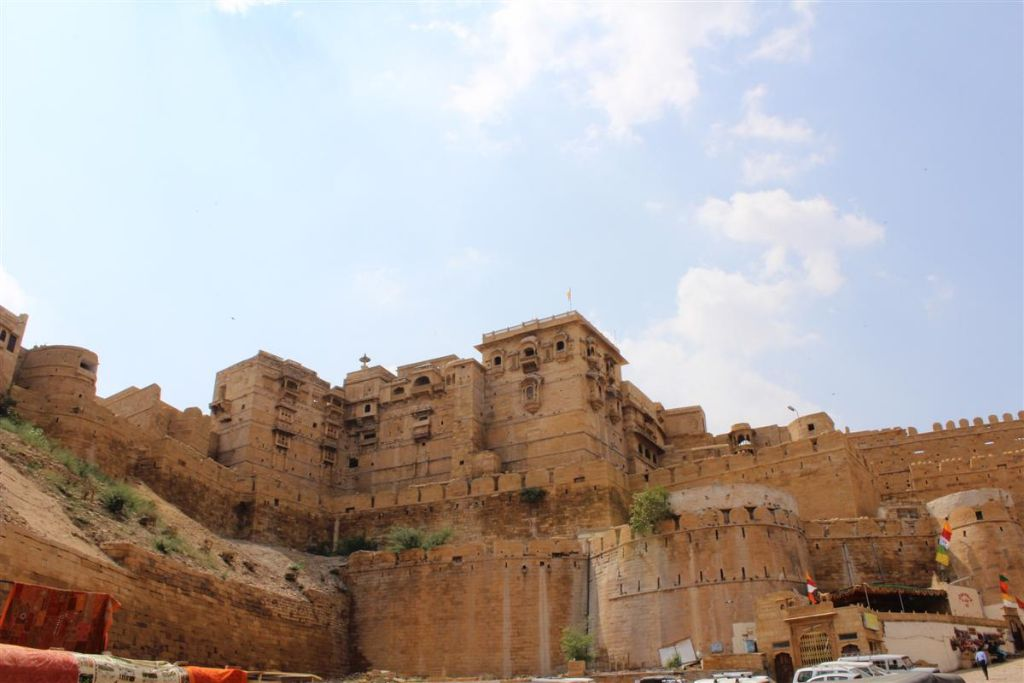 Jaisamer Fort