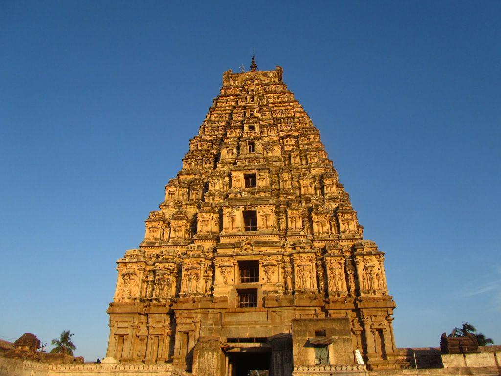Virupakshi temple