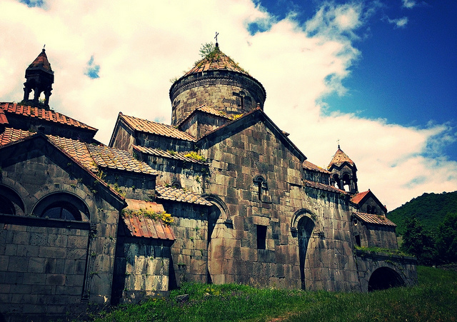 Monasteries of Haghpat and Sanahin, Armenia