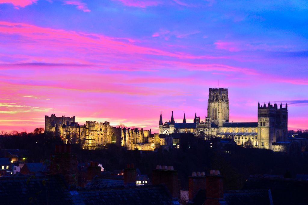 Durham Cathedral & Castle