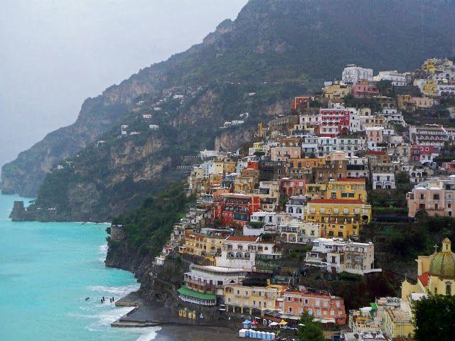 Italy-Positano-coast