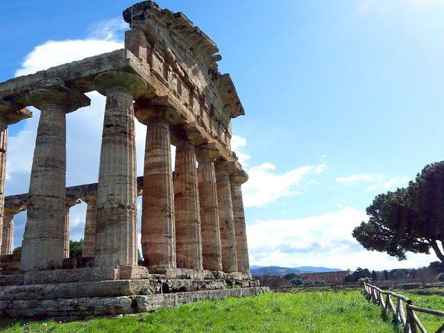 Italy-Paestum-side