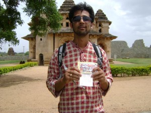 Hampi Mumbai Goa