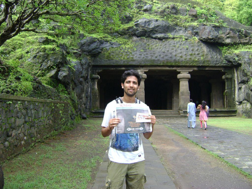 elephata caves