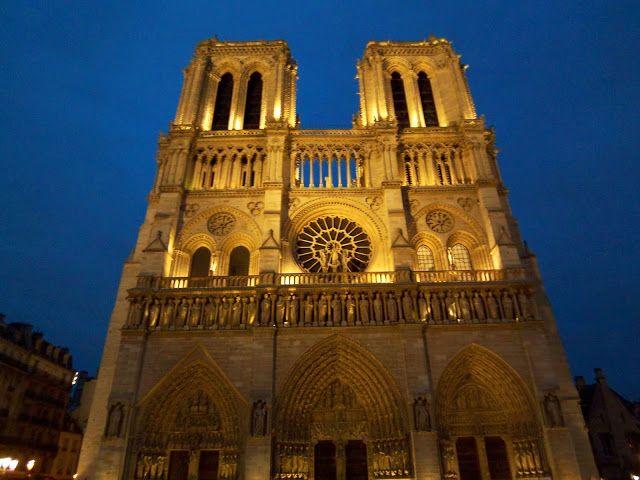 France-Paris-Notre-dame