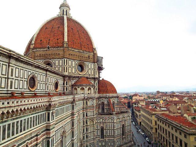 Italy-Florence-Santa-Maria-church