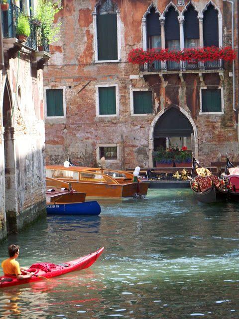 Italy-Venice-canal